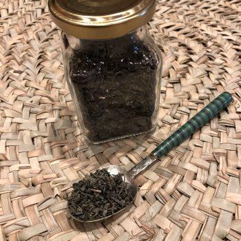 Marokkaanse groene losse thee