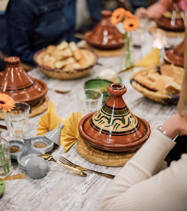 Schrijf je in voor een Tagine kookworkshop!